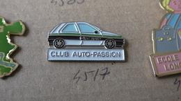 CLUB AUTO PASSION - Pin's