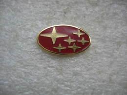 Pin's Embleme Des Véhicules De La Marque SUBARU - Pin's
