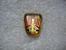 Pin's Embleme Des Véhicules De La Marque ROVER - Pin's
