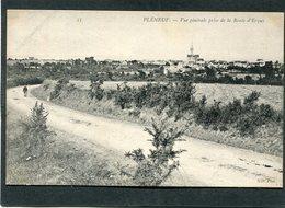 CPA - PLENEUF - Vue Générale Prise De La Route D'Erquy - Pléneuf-Val-André