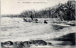 Asie - COLOMBO - Au Bord Des Lacs - Sri Lanka (Ceylon)
