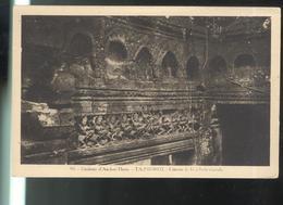 CPA Angkor - Ta-Prohm - Linteau De La Galerie Cruciale - Non Circulée - Cambodge
