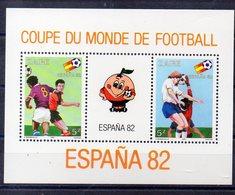 ZAIRE  Timbres Neufs ** De 1981   ( Ref 6426 ) Sport -football - Zaïre