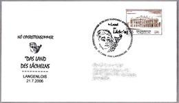 Opereta DAS LAND DES LÄCHELNS De FRANZ LEHAR. Langenlois 2006 - Música