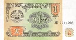 1 Somoni Tadschikistan - Other - Europe