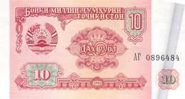 10 Somoni Tadschikistan - Other - Europe