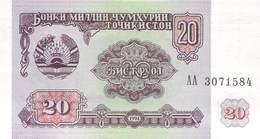 20 Somoni Tadschikistan - Other - Europe