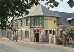 """CPSM -  ETOUVELLES  (02)  Café - Restaurant  Les Routiers """" Chez Jeannot"""" - Tél 19 Chivy -  Poste De Secours - France"""
