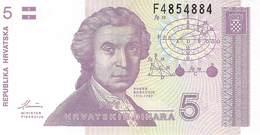 5 Dinar Kroatien - Croatia
