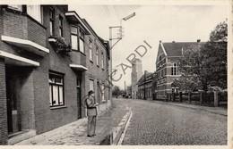 Postkaart/Carte Postale OVERPELT Dorp Met Vakschool En Gemeentehuis (C383) - Overpelt