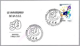 50 Aniversario De La CEE - 50th Anniversary EEC. Madrid 2007 - Instituciones Europeas