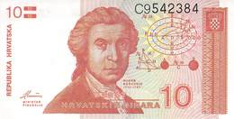 10 Dinar Kroatien - Croatia