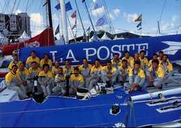 CPM - La Poste - Équipage Du Maxi-Yacht - Poste & Facteurs