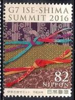Japan 2016 - G7 Ise-Shima Summit 2016 - 1989-... Emperador Akihito (Era Heisei)