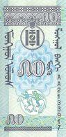 50 Mongo Mongolei 1993 UNC - Mongolei