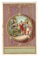 Jolie Chromo Minot Petit Physicien Tour De Magie Prestidigitateur Physique Magic Trick French Victorian Trade Card A5-83 - Liebig