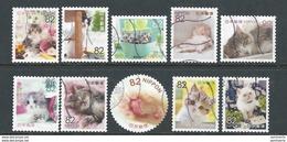 Japan 2018 - Animals – Cats 5 - 1989-... Emperador Akihito (Era Heisei)