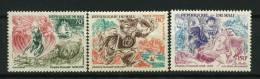 Rep. Mali**  PA N° 153 à 155  - Les Contes De Perrault - Mali (1959-...)