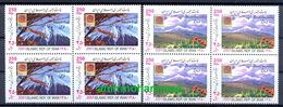 Philanippon International Stamp Exhibition Tokyo ( Mount Damavand , Fuji  ) 2001  Iran - Iran