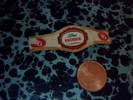 BAGUE DE CIGARE   Marque DUC GEORGES  Genre De Bague Marque  Fabricant - Sigarenbandjes
