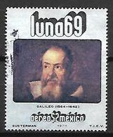 MEXIQUE   -   Aéro   -   1971  .  Galilée ,   Oblitéré  . - Mexico