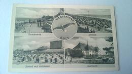 German Greetings From Westerland 1953 - Germany