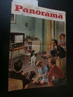 Panorama 19 Du 04/09/1956 : Fernandel, Gendarmes, L Mottiat, R Warneford, Clark - General Issues