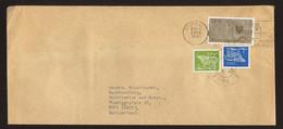 Irland, 1972,  To  Switzerland - 1949-... Republic Of Ireland