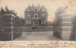 Postkaart/Carte Postale BOSVOORDE Villa Altena   (C368) - Watermael-Boitsfort - Watermaal-Bosvoorde