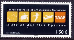 TAAF 2019 District Des Iles Eparses 1,50** - Terre Australi E Antartiche Francesi (TAAF)