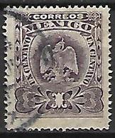 MEXIQUE   -    1902 .  Y&T N° 190  Oblitéré.   Aigle - Mexico