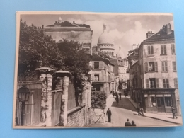 12X 8CM--PARIS SACRE CŒUR  --1948-- Z45 - Lieux