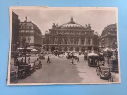 12X 8CM--PARIS OPERA  --1948-- Z45 - Lieux