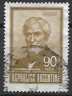ARGENTINE    -    Guillermo  Brown ,  Oblitéré. - Argentine