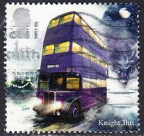 2018  Harry Potter 2018 (1st Issue) - Knight Bus   1st - 1952-.... (Elizabeth II)