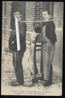 Cpa 8020197 Brochet De 12 Kgs 700 Pris Le 6 Mars 1912 Près Péronne , Voir Dos , Pêche, Pêcheurs - Peronne