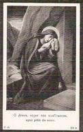 DP. ALBERTINE CARION ° BOIS-D'ACREN 1846 -+ DEUX ACREN 1923 - Religion & Esotérisme