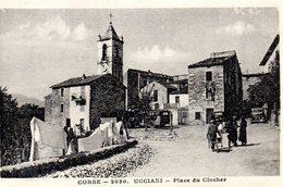Ucciani Place Du Clocher - France
