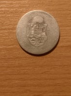 HUNGARY 1 FORINT SILVER COIN - Ungheria