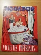 Programme Théâtre Mogador Violettes Imperiales - Programmes