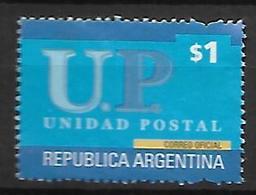 ARGENTINE    -   Oficial  -   Unidad Postal , Oblitéré - Service
