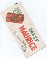Buvard  Cafés  Maurice   Toulon - Coffee & Tea