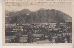 BERGAMO FINO COL MONTE FALECCHIO 1936 - Bergamo
