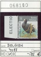 Buzin - Belgien - Belgique - Belgie - Belgium - COB 4042 -  Michel 4088 - Blässhuhn  - ** Mnh Neuf Postfris - 1985-.. Vogels (Buzin)