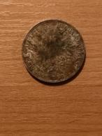 AUSTRIA 1 FLORIN 1878 SILVER COIN - Austria