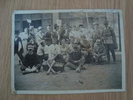 PHOTO GROUPES DE PERSONNES PERE CENT DE LA TROUS 1929-32 - Personnes Anonymes