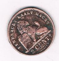 2 CENTIMES 1911 VL BELGIE /4165/ - 02. 2 Centimes