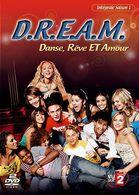 D.R.E.A.M.  SAISON 1  °°°°°°°   2 DVD INTEGRALE SAISON 1 - TV-Serien