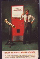 Telecarte Japon *  COCA COLA *  (2158) Japan Phonecard * TELEFONKARTE * - Advertising