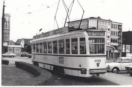 Tram 3 Merksem Zuid. Foto, Geen Postkaart. - Cartes Postales
